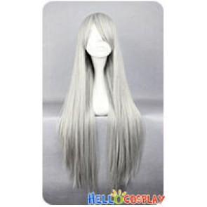 Katekyo Hitman Reborn Superbi Squalo Cosplay Wig