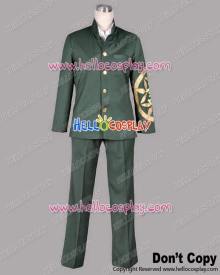 Primo Passo Kiniro No Corda 3 Cosplay Hozumi Shiro Costume School Uniform