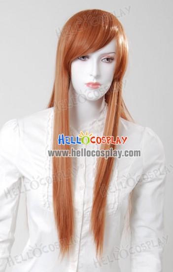 Cosplay Brown Medium Wig