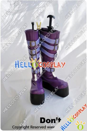 Unlight Cosplay Sheri Boots