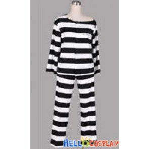Lucky Dog 1 Cosplay Giancarlo Bourbon del Monte Prisoner Costume