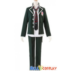 Blue Exorcist Cosplay Rin Okumura Costume True Cross Academy Uniform