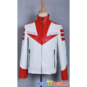 Space Battleship Yamato Costume Susumu Kodai Leather Jacket