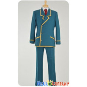Love Elections Chocolate Cosplay Yuki Ojima Boy Uniform Costume
