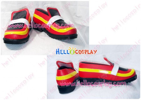 Pokemon Cosplay Sapphire Shoes