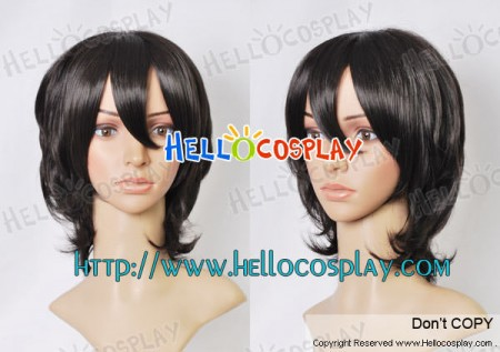 Pandora Hearts Gilbert Nightray Cosplay Wig