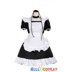 Cute Lolita Maid Dress