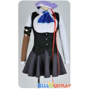 Unbreakable Machine Doll Cosplay Charlotte Belew Uniform Costume