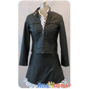 One Piece Cosplay Nico Robin Costume Black Skirt