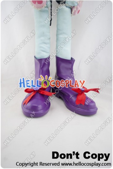 Touhou Project Cosplay Shoes Patchouli Knowledge Boots