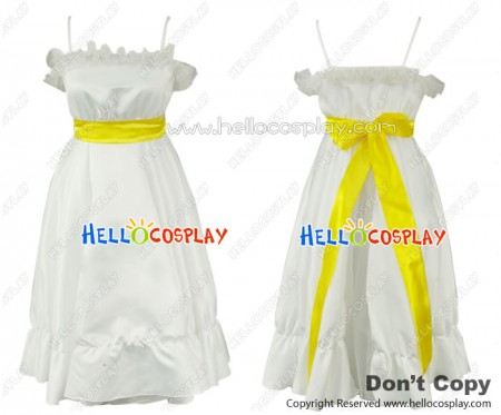 Vocaloid Cosplay Synchronicity Lin Rin Costume Dress