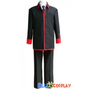 Little Busters Cosplay School Boy Uniform