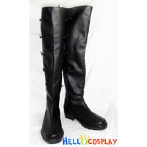 Axis Powers Hetalia Cosplay Prussia Boots Seven Years' War Ver