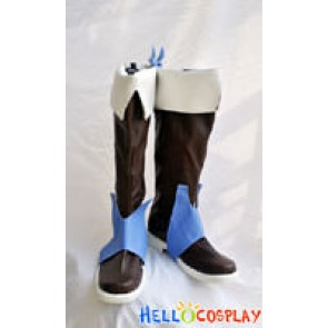 Wild Arms Alter Code: F Cosplay Zakk Vam Brace Boots