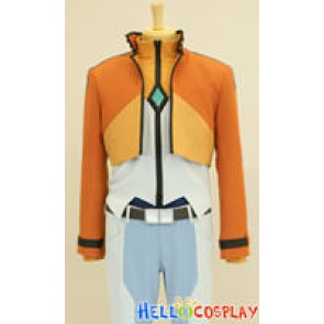 Mobile Suit Gundam 00 Cosplay Allelujah Haptism Costume