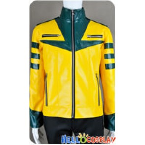 Space Battleship Yamato Cosplay Black Tiger Squadron Costume Jacket