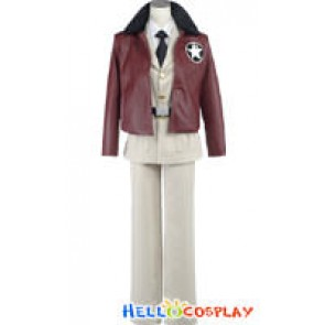 Axis Powers Hetalia America Cosplay Costume