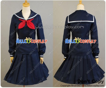 Dusk Maiden Of Amnesia Cosplay Yuko Kanoe School Girl Uniform