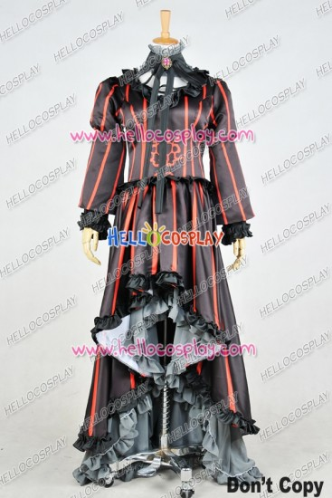 Fate Zero Cosplay Irisviel von Einzbern Dress Costume