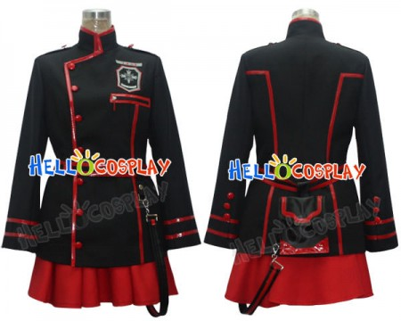 D.Gray-Man Lenalee Lee Cosplay Costume Halloween New