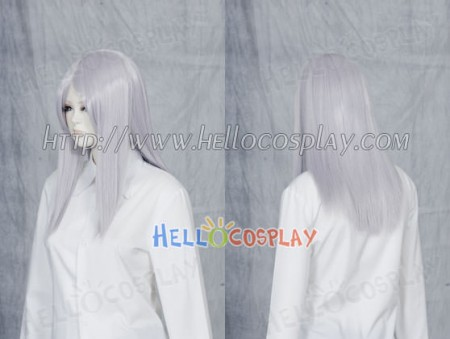Lavender 50cm Cosplay Straight Wig