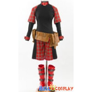 Togainu no Chi Cosplay Rin Costume