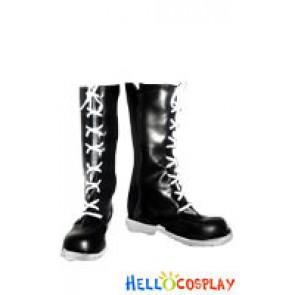 Katekyo Hitman Reborn Uni Yuuni Cosplay Boots