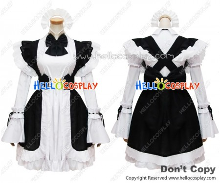Angel Feather Cosplay Princess Maid Dress