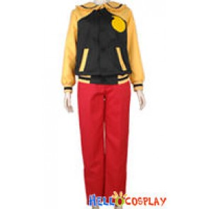 Soul Eater Cosplay Soul Evans Costume