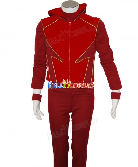 The Flash Impulse Cosplay Costume