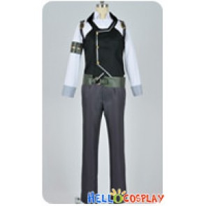 Unbreakable Machine Doll Cosplay Raishin Akabane Uniform Costume