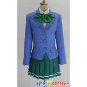 Accel World Cosplay Girl School Uniform