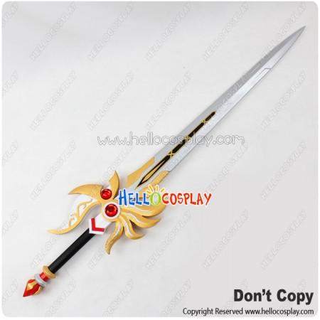 Elsword Cosplay Rena Night Watcher Sword Prop