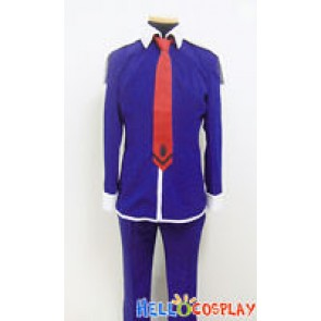 Momogumi Plus Senki Cosplay Boy Uniform