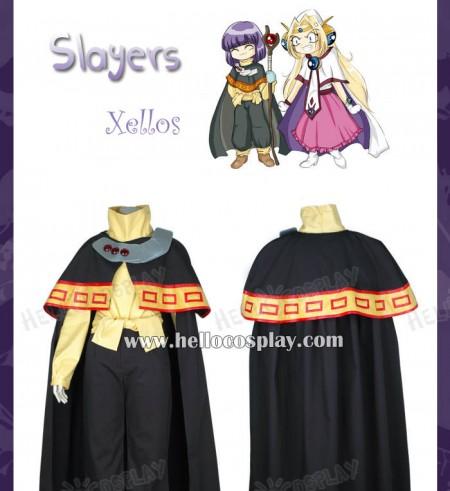 Slayers Cosplay Xellos Costume