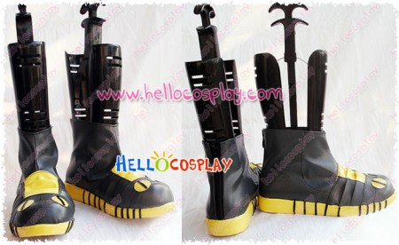 The King of Fighter Cosplay Kula Diamond Boots
