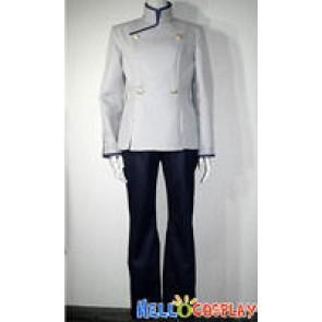 Nabari No Ou Cosplay School Boy Uniform