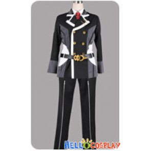 Starry Sky Cosplay Yoh Tomoe School Boy Uniform Costume Black