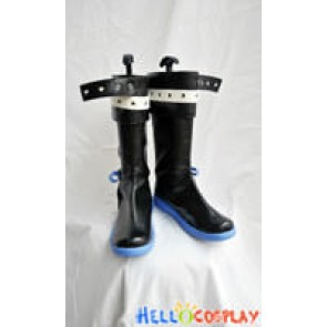 Vocaloid 2 Cosplay Luo Tianyi Black Boots