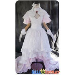 Puella Magi Madoka Magica Cosplay Madoka Kaname Luxury Dress Costume