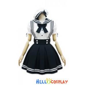 Angel Feather Cosplay Lolita Sailor Uniform Dress