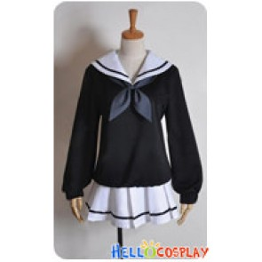 Kyousogiga Cosplay Koto Costume School Girl Sailor Uniform