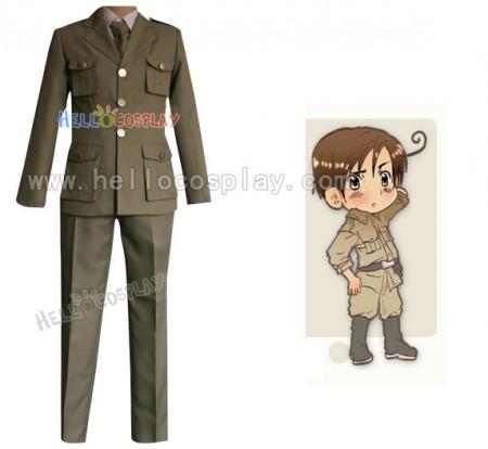 Hetalia Axis Powers South Italy Military Uniform