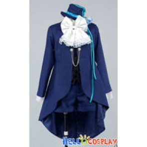 Black Butler Cosplay Ciel Phantomhive Costume Blue
