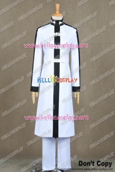 Fairy Tail Cosplay Jellal Fernandez Uniform Costume