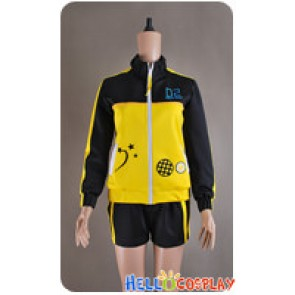Project DIVA F Stylish Energy L Kagamine Len Costume Sportswear