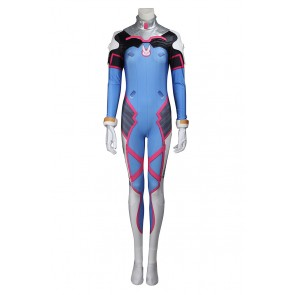Overwatch D Va Cosplay Costume Uniform