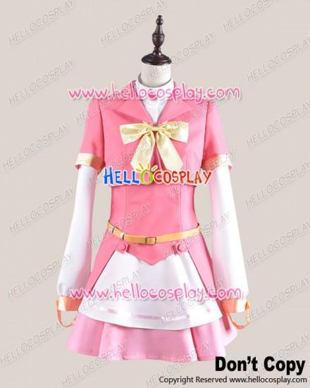 AKB0048 Cosplay Postgraduate Kanata Shinonome Costume Uniform