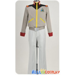 Mobile Suit Gundam Unicorn Cosplay Riddhe Marcenas Uniform Costume