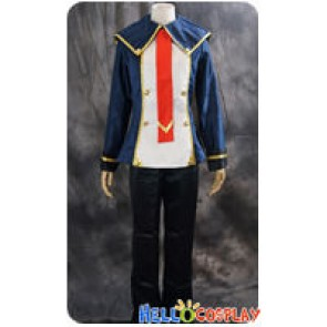 Blazblue Cosplay Jin Kisaragi Uniform Suit Costume